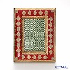 Florentine Wooden Crafts 9510/T Red & Gold Rectangular Photo Frame 17.5x22.5cm