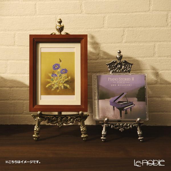 STILARS 'Gold' 01236 Plate Stand / Easel H22.5cm