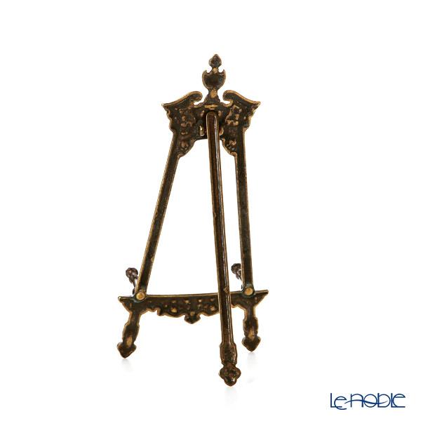 STILARS 'Antique Gold' 131236 Plate Stand / Easel H22.5cm