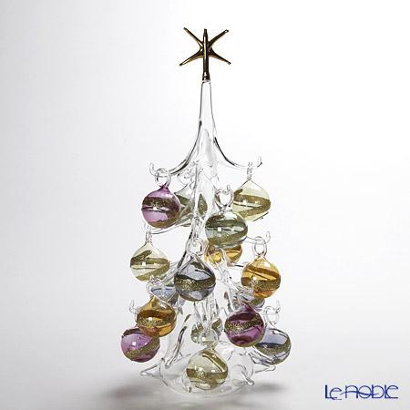 パリーゼ クリスマスツリー L 32cm NN/2/1(80) 多彩スパイラル