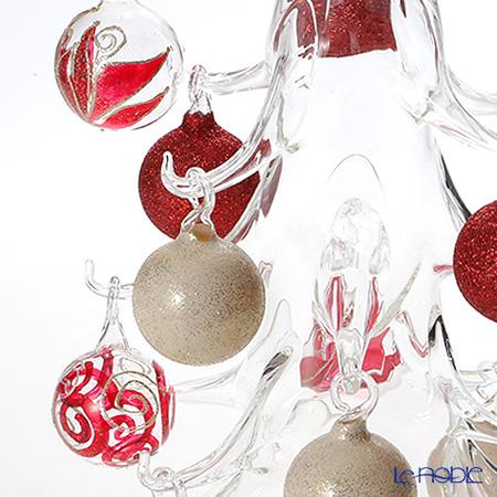 パリーゼ クリスマスツリー XL 68cmN/0(154) レッド&ホワイト