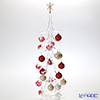 Soffieria Parise Red Magic Christmas Tree, Red & White H68.0 cm, N/0(154)