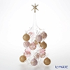 Soffieria Parise 'Pink & Gold' NN/2/1 (261) Christmas Tree Object H31cm (L)