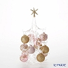 Soffieria Parise 'Pink & Gold' NN/4/1 (261) Christmas Tree Object H21cm (M)