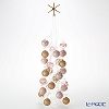 Soffieria Parise 'Pink & Gold' N/0 (261) Christmas Tree Object H66cm (XL)