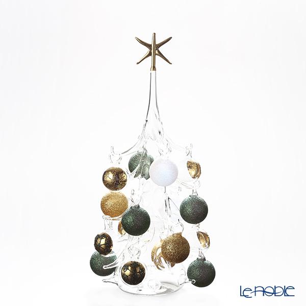 パリーゼ クリスマスツリー L H32cm NN/2/1(288) グリーン&ゴールド