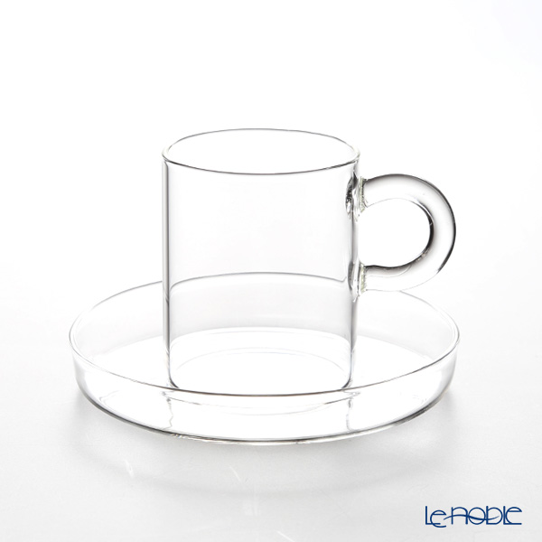 イッケンドルフ ピューマ コーヒーカップ&ソーサー 100cc(満水容量)