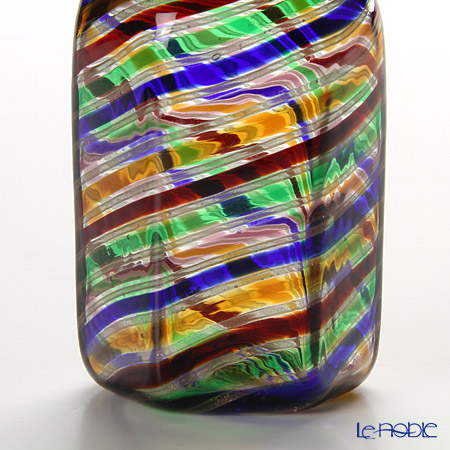 Campanella's perfume bottle Hexagon Rainbow ( 118 B01/B