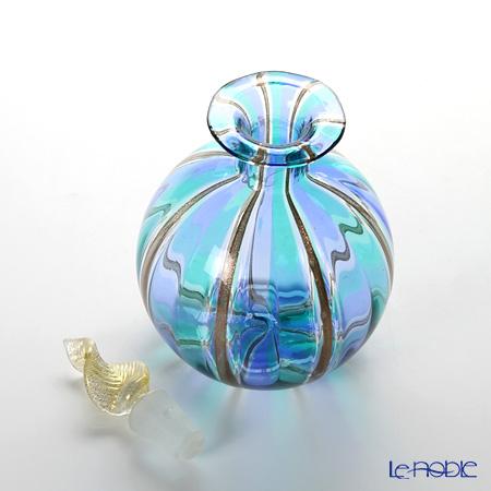 Campanella's perfume bottle (M) round type Blue x blue ( 25 B03/B
