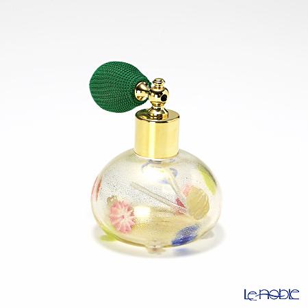 Campanella perfume bottle flat Fiori Gold S01/D