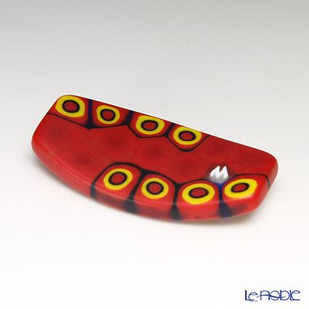 エルコーレモレッティ 箸置き chopstick rest レッド×オレンジセル(151R)