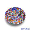 Ercole Moretti 'Millefiori / Thousand Flowers' Primary Color Mix Round Plate 10.5cm