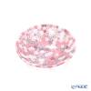 Ercole Moretti 'Millefiori / Thousand Flowers' Pink Mix Plate 10.5cm