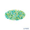 ercole moretti & f.lli flat-plate 13 cm green series (211) Green-(211)
