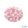 Ercole Moretti 'Millefiori / Thousand Flowers' Pink Mix Plate 12.5cm