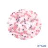 Ercole Moretti 'Millefiori / Thousand Flowers' Pink x White Plate 12.5cm