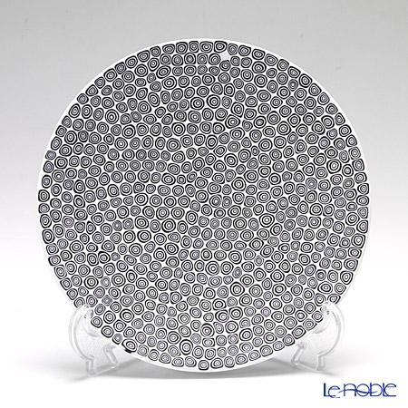 ercole moretti & f.lli plate 19 cm ネンリン / white (6)