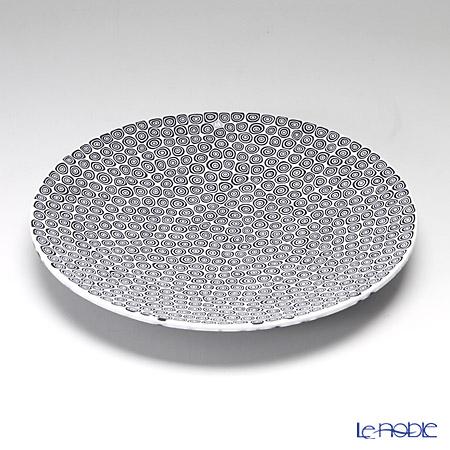 エルコーレモレッティ ミレフィオーリ プレート 19cm ネンリン/ホワイト(6)