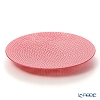 Ercole Moretti 'Millefiori / Thousand Flowers' Pink Round Plate 24.5cm