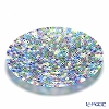 Ercole Moretti 'Millefiori / Thousand Flowers' Pastel Color Mix Round Plate 24cm