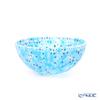 Ercole Moretti 'Millefiori / Thousand Flowers' Light Blue Bowl 14cm