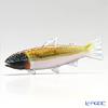 Vittorio Costantini 'Glass Art' Brown Fish 9.5cm (S)