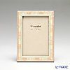 Natalini 'QH/20' Pink Italian Marquetry Picture Frame