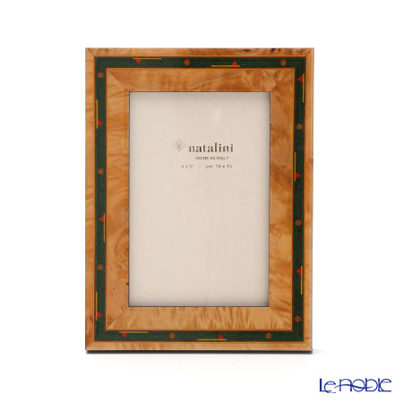 Le noble - Natalini inlay photo frame 10 x 15 cm Golf/30 golf