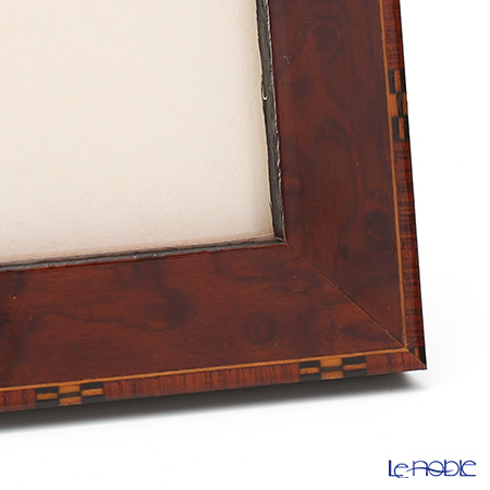 Natalini 'Antiqua' Olmo Italian Marquetry Picture Frame