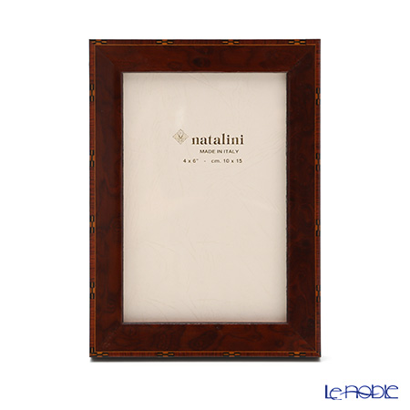 ナタリーニ 象嵌フォトフレーム 10×15cmアンティカ オルモ