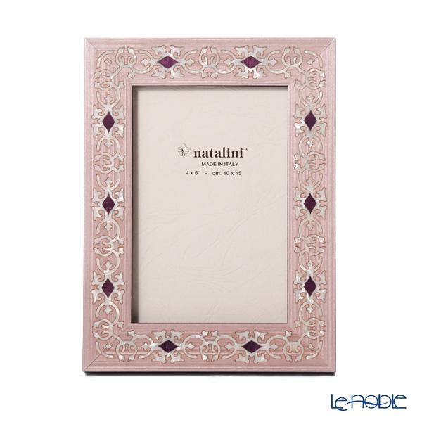 ナタリーニ 象嵌フォトフレーム 10×15cm MARRAKECH リラ