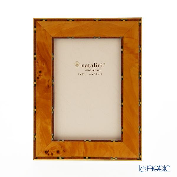 Natalini 'Antiqua' Pioppo Italian Marquetry Picture Frame