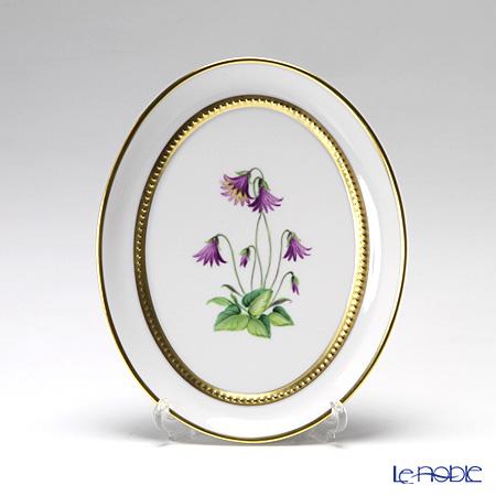 アウガルテン(AUGARTEN) メドウフラワーズ(6314B) エゴノキ スモールディッシュ(飾り皿) 12cm(841)
