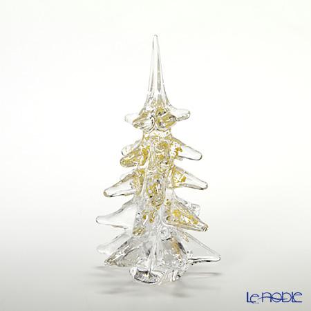 コッレヴィルカ クリスマスツリー (S) ゴールド 16cm M0151518