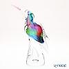Colle Vilca / Italian Art Glass 'Baby Woodpecker (Bird)' Multicolor J-222-29-00B Animal Figurine H25.5cm