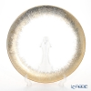 IVV Horizonte 2888 / 32 Plate 37 cm clear/gold