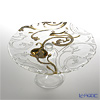 IVV Giardino 4251 / 1 Cake stand 34 cm clear / gold