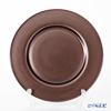 IVV ARIA 1873 / 68 Charger plate 31 cm Brown