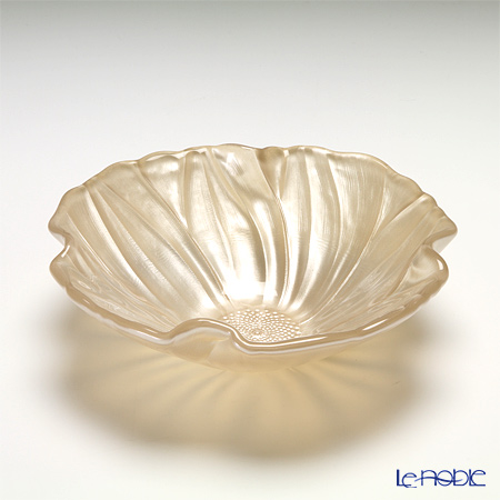 IVV Magnolia Individual Bowl 19 cm, pearlized ivory decoration 5170 / 6