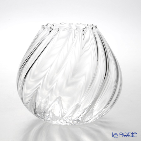 IVV Nuvola Vase H17 cm, Optic Clear, 7418.1