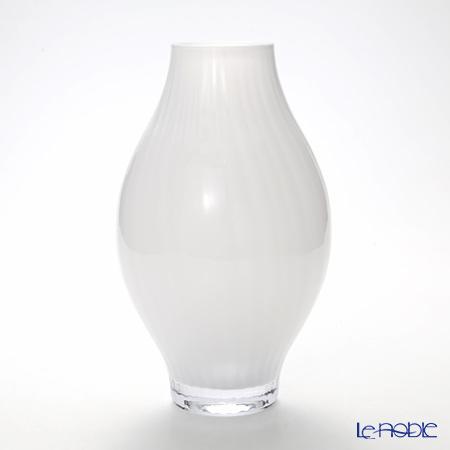 IVV Arianna Vase 26.5 cm, Cased white, 6970.1