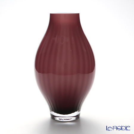 IVV Arianna Vase 26.5 cm, Cased amethyst, 6973.1