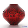 IVV Floreal Vase H22.5 cm, Decor red, 7635.2