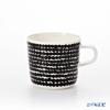 マリメッコ(marimekko) Siirtolapuutarha シイルトラプータルハ/市民菜園コーヒーカップ(マグカップ) H7cm