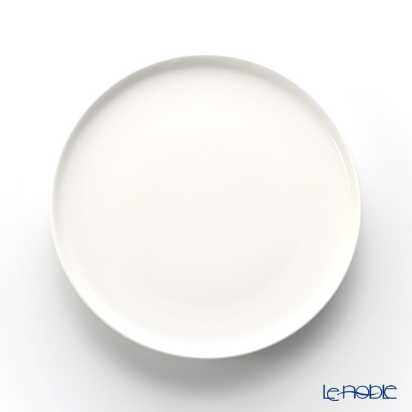 Marimekko 'Oiva / Superb' White Plate 20cm