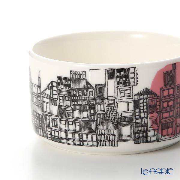 マリメッコ(marimekko) Siirtolapuutarha シイルトラプータルハ/市民菜園ティーカップ 250ml(ピンク)
