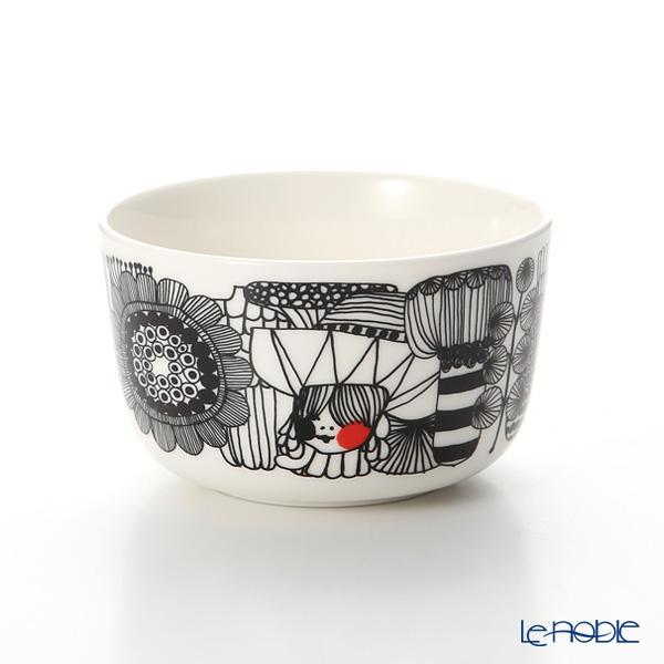 Marimekko 'Siirtolapuutarha / City Garden' Red Bowl 250ml