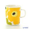 ( marimekko  Marimekko Unikko ( unikko  Mug 250 ml white x lime 63431-020