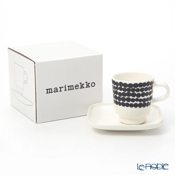 マリメッコ(marimekko) Siirtolapuutarha シイルトラプータルハ/市民菜園エスプレッソカップ&ソーサー