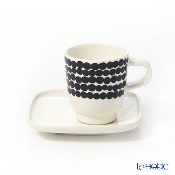 Marimekko 'Siirtolapuutarha / City Garden' Espresso Cup & Saucer